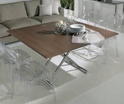 tavoli alzabili tavolino diventa tavolo le migliori idee di design per la