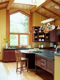 nice looking kitchen lighting vaulted ceiling lights ideas country