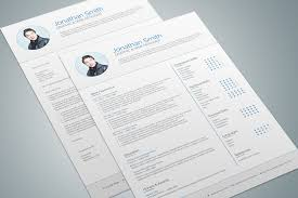 Best Resume Templates Download Free by The Best Cv Resume Templates 50 Examples Design Shack Indd Splixioo