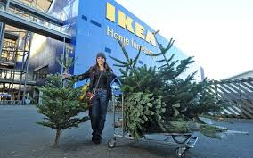 How Much Are Real Christmas Trees - ikea aims to keep the tills ringing by cutting the cost of a real