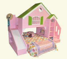 Little Girls Bunk Bed by Most Amazing Diy Little Bunk Beds Probably In The Whole World
