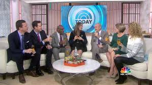 savannah guthrie toasted by u0027today u0027 co hosts before maternity