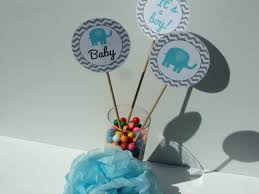 elephant centerpieces for baby shower baby shower elephant theme decorations decorating of party