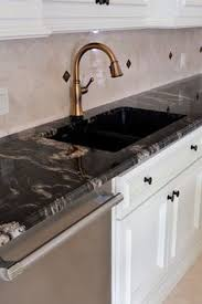 white sink black countertop check out this incredible cosmic black granite countertop visit