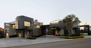 world of architecture huge modern home in hollywood style by nico