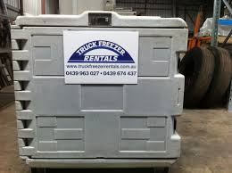 our vehicles truck freezer rentals