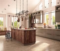 modele de cuisine rustique beautiful modele de cuisine rustique 6 cuisine chic cuisine