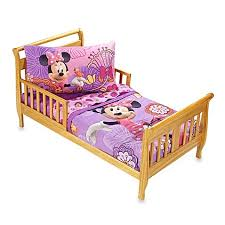 Minnie Mouse Bed Frame Crown Crafts Disney Minnie Mouse