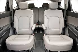 hyundai santa fe 3 child seats 2014 hyundai santa fe reviews and rating motor trend