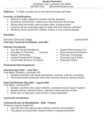 Pharmacist Resumes Awesome Pharmacist Technician Resume Photos Simple Resume Office