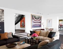 Movie Stars Homes by Tv Mogul Darren Star U0027s Art Filled Bel Air Home Architectural Digest