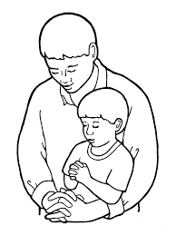 coloring download father and son coloring pages father and son