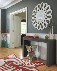 Hallway Table And Mirror Elegant Interior And Furniture Layouts Pictures Entry Hall Ideas