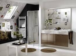 beautiful styles for attic bathroom ideas