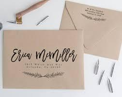wedding envelopes envelope addressing etsy