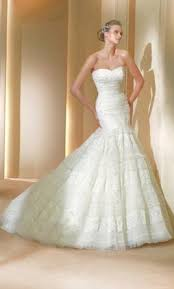 designer wedding dresses 2011 pronovias agosto 1 450 size 8 new un altered wedding dresses