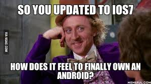 Iphone Users Be Like Meme - confessions of a former iphone user why android is superior to ios