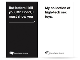 words against humanity cards how i taught an ai to play cards against humanity chris prinz
