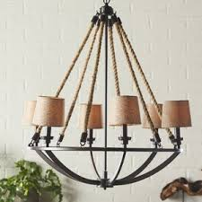 Nautical Rope Chandelier Large Chandeliers Tags Large Chandeliers