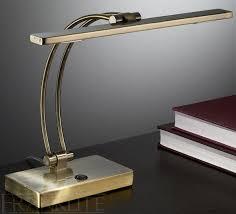 franklite bronze led desk lamp tl893 franklite lighting