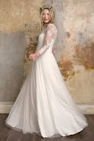 vintage style wedding dresses delicate fresh unashamedly vintage inspired wedding