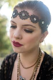 Halloween Costumes Makeup by Diy Flapper Costume Hello Rigby Seattle Fashion U0026 Beauty Blog