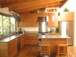 Bamboo Cabinets Kitchen Bamboo Ikea Kitchen Contemporary Kitchen San Francisco By