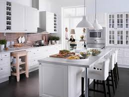 without a mess with ikea kitchen cabinets kitchen ideas brown