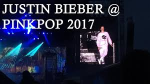 justin bieber all around the world rtl justin bieber pinkpop 2017 full show youtube