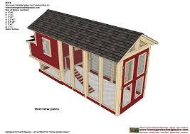 home garden plans m102 chicken coop plans construction