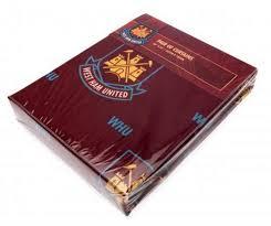 66 Inch Drop Curtains West Ham United F C Football Club 66 X 54 Inch Curtains For Boys