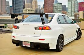 evo 10 jdm evo wing catalogue evolutionm mitsubishi lancer and lancer