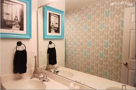 bathroom stencil ideas marvellous bathroom stencils impressive ideas wall for painting 62