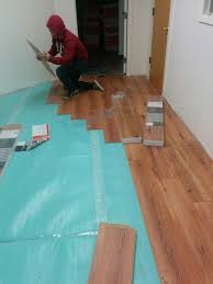 How To Install Laminate Flooring On Ceiling Floor Installation Photos Inhaus Saratoga Pine Laminate Idolza