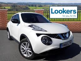 white nissan 2016 nissan juke acenta premium dci white 2016 01 01 in stockport