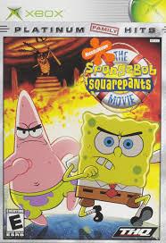 amazon com spongebob squarepants the movie video games