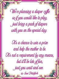 gift card baby shower poem this wishing well poem poem raffle baby