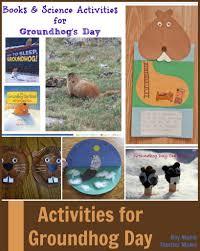 teacher mama groundhog activities