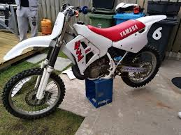 yamaha yz 250 1991 mint in bangor county down gumtree