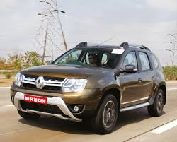 renault duster white renault duster u2013 untouched core improved package