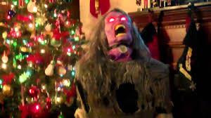 spirit halloween demonica animated prop youtube