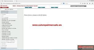 toyota alphard anh20 ggh20 to 2008 repair manual auto repair