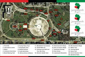 Underground Railroad Map Community Juneteenth Map And Legend