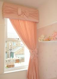 Girls Bedroom Window Treatments Girls Nursery Pelmet And Curtains Cortinas Pinterest