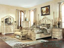 king poster bedroom set white king bedroom furniture sets traditional antique white queen