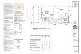 House Plans With Attached Guest House Construction Drawings