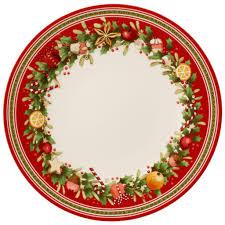 christmas plate christmas plates spread festive cheer
