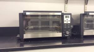 Hamilton Beach Set Forget Toaster Oven With Convection Cooking Toaster Oven Roast Off