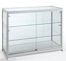 cheap glass display cabinets for sale high class aluminum glass display cabinet shop till sale counter