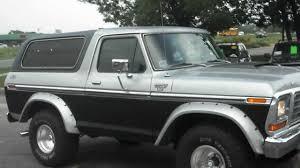 1979 Ford Truck Mudding - 1979 ford bronco xlt 4x4 v8 nice truck youtube